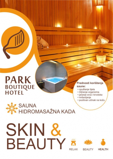 Wellness u Park Boutique Hotelu